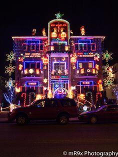 Christmas Lights, Dyker Heights, Brooklyn, NYC