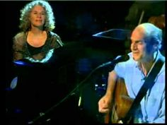 ▶ Carole King and James Taylor Live at the Troubadour.flv - YouTube
