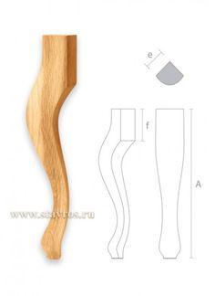 мебельная ножка для стула MN-039