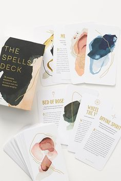 The Spells Deck | Anthropologie