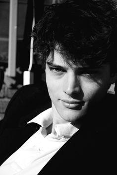 Jack Treacher, #male #model #test #shot