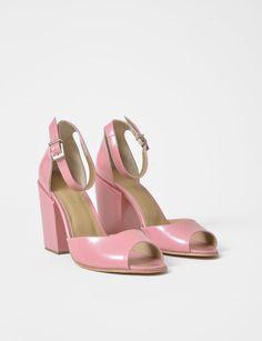 OH MY!  Rachel Comey Coppa ankle strap higheel sandal at Bird : ShopBird.com