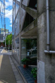 Kanda M Building (神田Mビル) / Architect by Toyo Ito tokio- chiyoda-ku