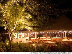 outdoor wedding ideas for summer on a budget - Google Search