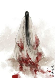 Judul : The Blind Concubine 瞎娘娘 Xia Niangniang Author : Xi Ni 洗 泥 S… # Random # amreading # books # wattpad Chinese Drawings, Art Drawings, China Art, In Vino Veritas, Japan Art, Pretty Art, Chinese Painting, Painting & Drawing, Martial