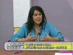 """Análise Direta - """"O que o corpo fala através das doenças - Parte II"""" - Cristina Cairo - YouTube"""