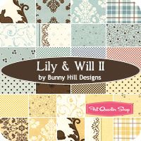 Lily & will Charm Pack