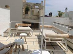 Buon pomeriggio dalle terrazze della Dimora Storica Don Totu a San Cassiano in salento