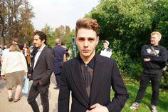 Xavier Dolan, Movie Stars, Famous People, Suit Jacket, Blog, Mens Fashion, Actors, Blazer, My Love