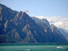Lago di garda, Italie