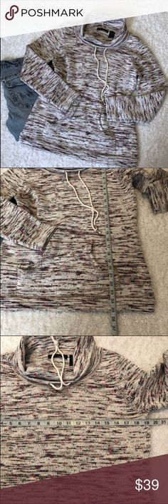 Preswick & Moore Cowl Neck Sweater In excellent condition. No stains or rips. Has a good amount of stretch. Measurements on pictures above. Any questions pls ask me. Bundle to save and offers are welcome :) Preswick & Moore Sweaters Cowl & Turtlenecks