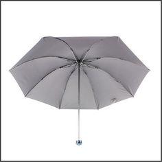 Sun Shade Female Umbrellas Children Men Automatic Women Parasol Paraguas Umbrella Transparent Silver Plastic DDGXX