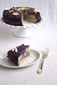 Vanellie birthday cake.