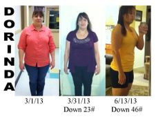 Repin to share this amazing lady's wonderful results.