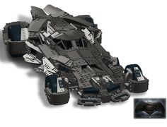 lego darkseid invasion instructions