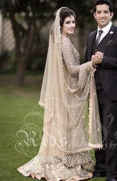 Couple Wedding Dress, Wedding Couples, Day Dresses, Bridal Dresses, Walima, Anarkali, Mehndi, Pakistani, Designer Dresses