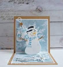 Afbeeldingsresultaat voor voorbeeldkaarten marianne design kerst