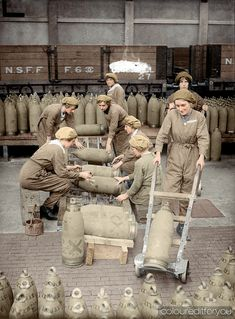 WW1 In Color - Imgur