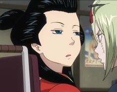 Hinowa and Tsukuyo
