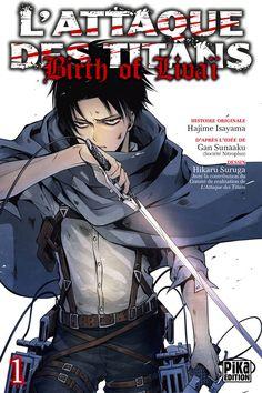 L'Attaque des Titans : Bande-annonce de la 2ème OAV Birth of Livai, 02 Février 2015 - Manga news