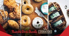 Name your own price for The Humble Book Bundle: Cookbooks by Chronicle - Armchair Arcade Humble Bundle, Geek Culture, New Recipes, Arcade, Food To Make, Geek Stuff, Tasty, Cooking, Books