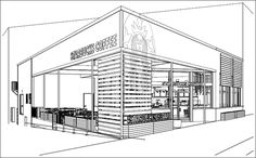 Image result for coffee shop layouts
