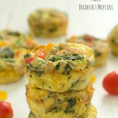 Paleo Breakfast Muffins (Whole 30 Approved) Recipe | Yummly