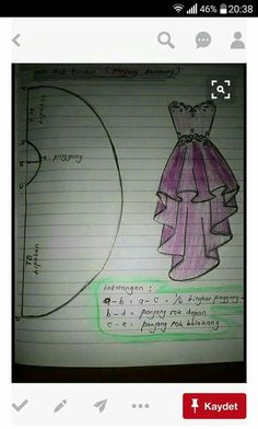 Deskripsi : Pola dengan model draperi dan princess dengan a You'd need to pleat the top of the skit, but seems doable! front shot long back shirt - PIPicStats Discover thousands of images about Pola rok High n low gown Barbie Clothes, Sewing Clothes, Diy Clothes, Sewing Hacks, Sewing Tutorials, Sewing Projects, Pattern Drafting Tutorials, Beginners Sewing, Pattern Cutting
