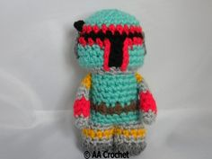 Amigurumi Star Wars Patterns Free : Star wars mini amigurumi patterns amigurumi star and minis