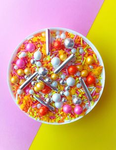 Summer Vibes Sprinkle mix Confetti and Sprinkles Sugar Candy, Cook Up A Storm, New Cake, Baking Supplies, Food Themes, No Bake Treats, Candy Shop, How Sweet Eats, Star Shape