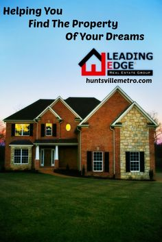 Helping you to find the property of your dreams