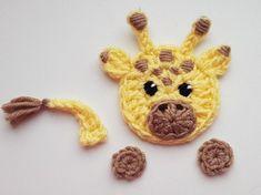 Marque-pages Au Crochet, Crochet Faces, Crochet Crafts, Crochet Baby, Crochet Projects, Crochet Toys, Crochet Butterfly Pattern, Crochet Motif Patterns, Applique Patterns