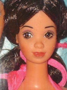 Twirly Curls Hispanic Barbie Doll 1983 NRFB Mattel | eBay