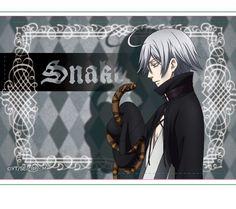 黒執事 スネーク QHD(1080×960) 画像45375 スマポ