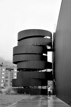 """""""Corredoria Arena"""". La Corredoria, Oviedo.  Salvador Pérez Arroyo, 2010"""