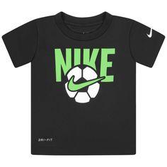 T Shirt And Shorts, Sport Shorts, Boy Shorts, Black Tick, Fashion Design For Kids, Designer Kids Clothes, Nike Dri Fit, Baby Boy, Boys