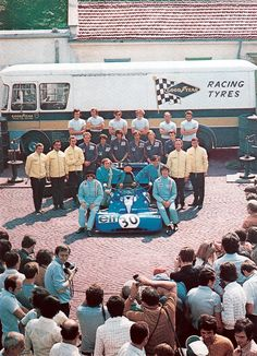 Tyrrell team