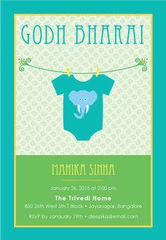 13 Best Godh Bharai Invitations Images Godh Bharai