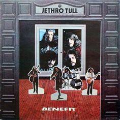 Jethro Tull Benefit – Knick Knack Records