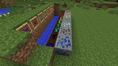 Plants-To-Ores Mod 1.7.10/1.8.2 - http://www.minecraftjunky.com/plants-to-ores-mod-1-7-101-8-2/