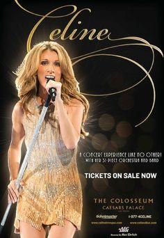 Return to Las Vegas | The Official Celine Dion Site