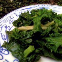 Savory Sautéed Kale