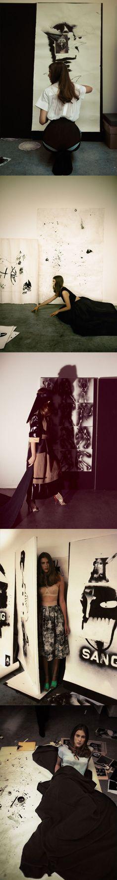 Styled by Camille Bidault-Waddington