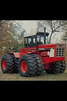 International  4786 FWD.350hp from 35 years ago