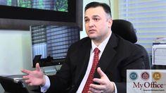 My Office Customer Testimonial:  Ray Lucia Jr.
