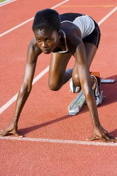 Tips for Track Sprinters to Run Faster