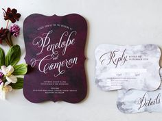20 Prettiest Wedding Invitations | TheKnot.com