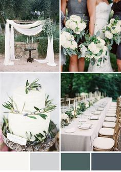 How to make the wedding colour scheme selection process quicker and easier …
