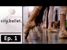 Intro & Ranks | Ep. 1 | city.ballet - YouTube series on the New York City Ballet