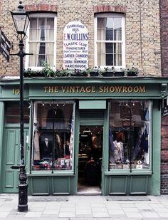 The Vintage Showroom, London